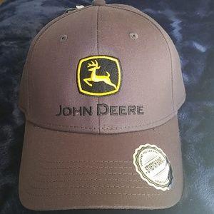 NWT JOHN DEERE cap